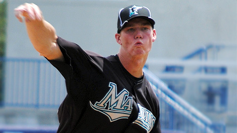 Austin Brice struck out six and walked two in Game 2 on Tuesday.